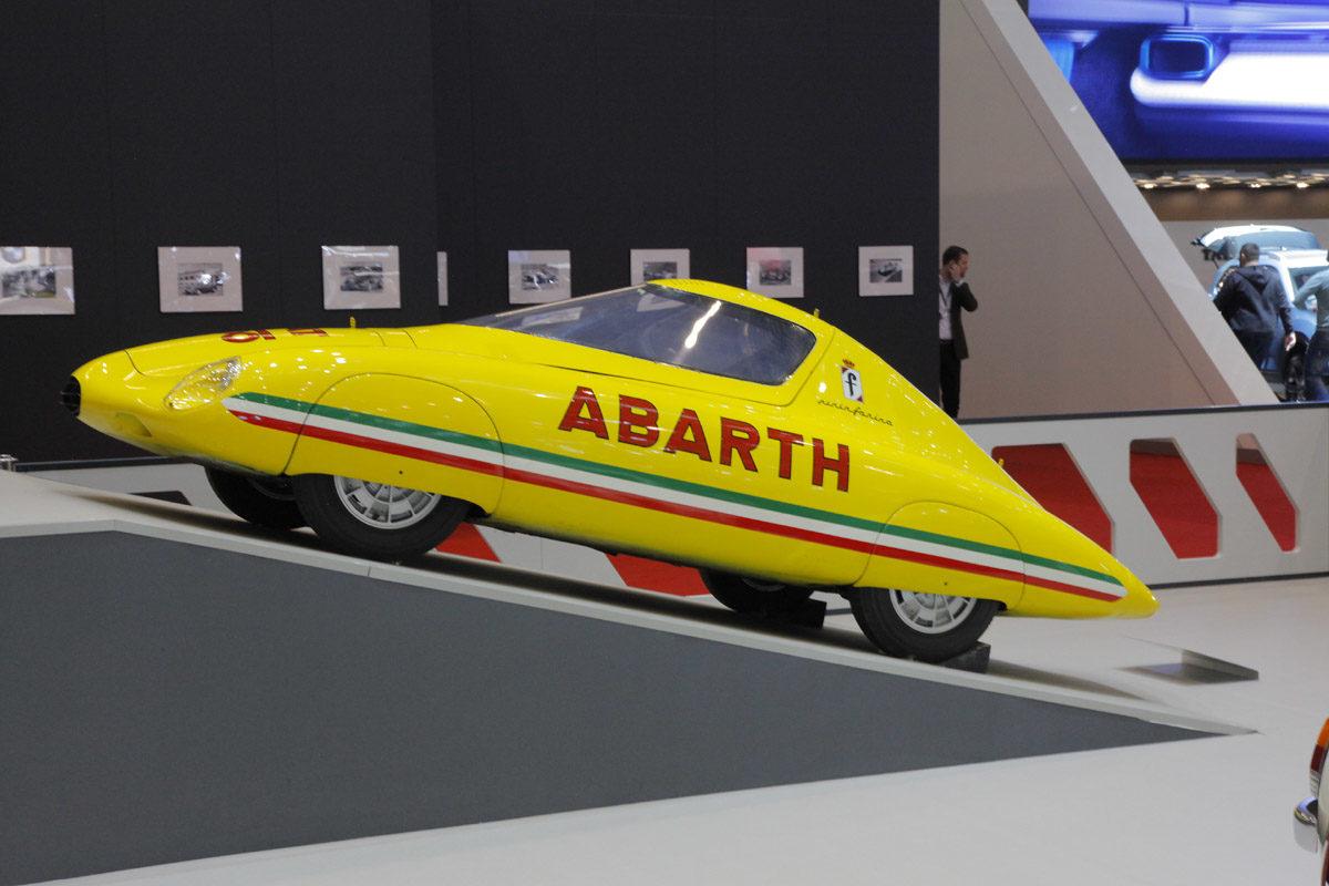 Expo Speciale Abarth, Geneva International Motor Show 2019. Foto: ©Morten Larsen