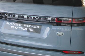 #Land Rover Evoque
