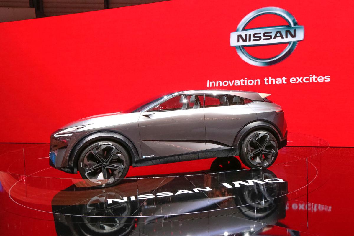 #Nissan Leaf #Drive bil og motor. Foto: Palexpo