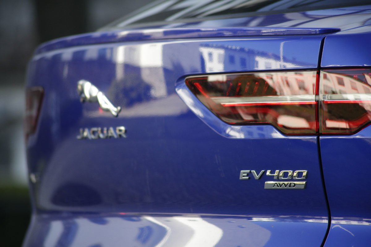 Jaguar I-Pace HSE. Foto: ©Morten Larsen