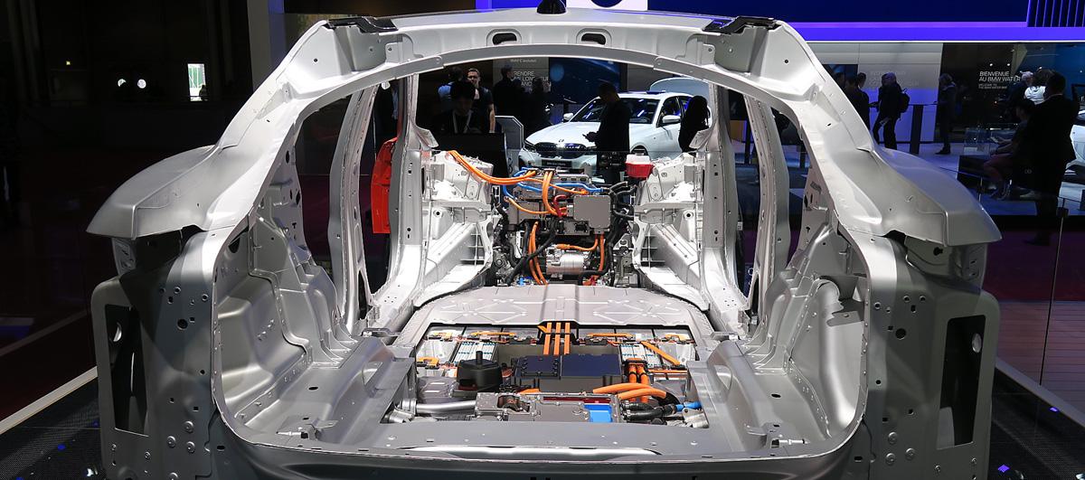 Jaguar I-Pace Paris Motor Show