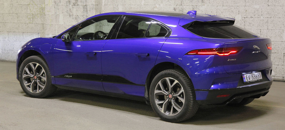 Jaguar I-Pace, Foto: ©Morten Larsen