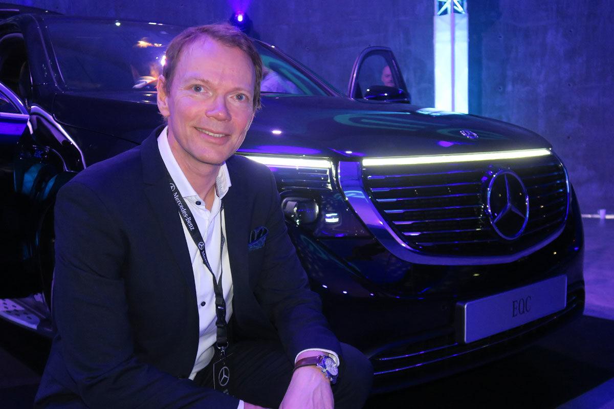 Mercedes- Benz EQC