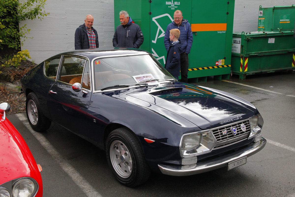 Lancia Fulvia Sport S