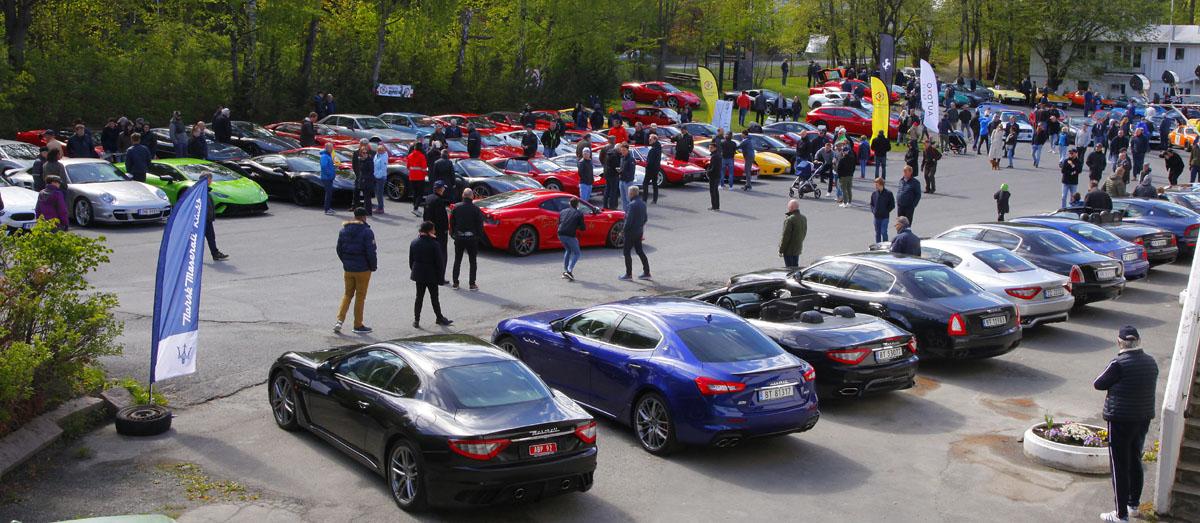 Maserati, Ferrari, Lamborghini