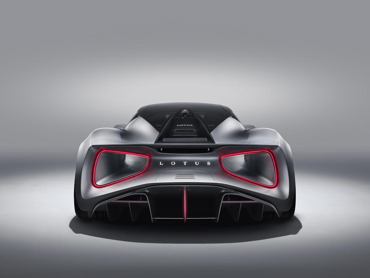 Lotus Evija - Foto: Lotus Cars