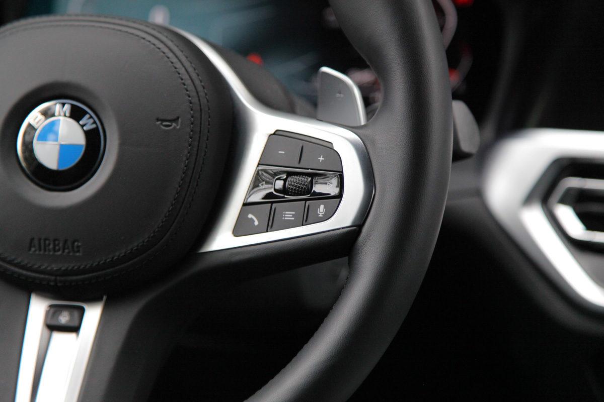 BMW 320d 3-serie sedan. G20 Foto: ©Morten Larsen