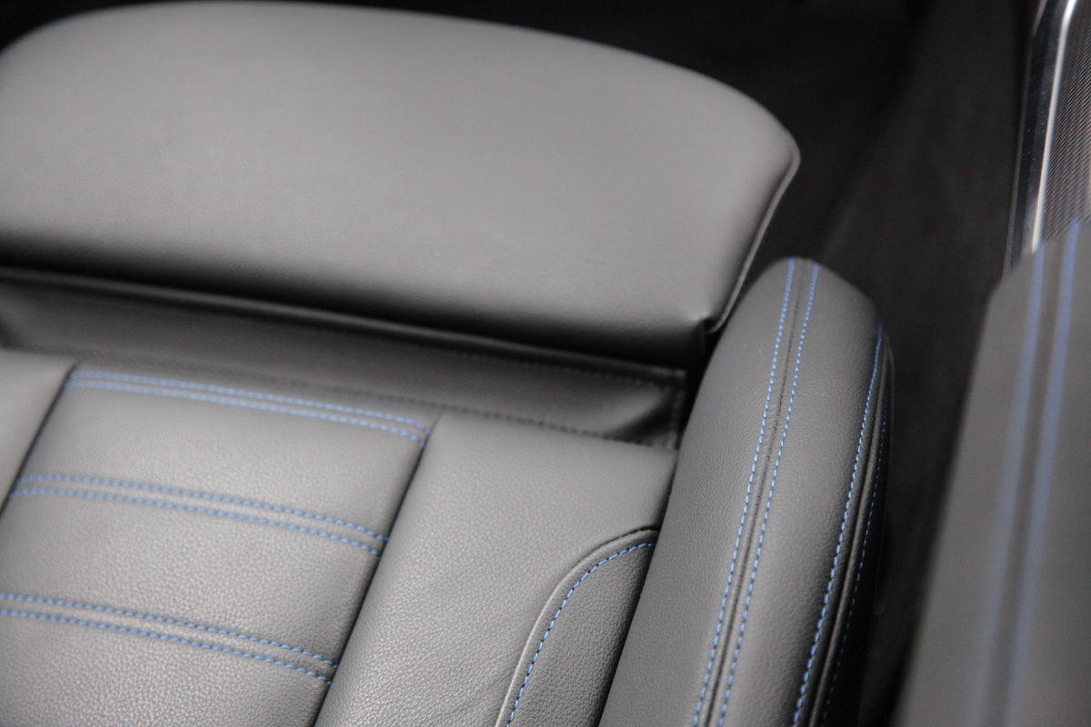 Sportsseter BMW 320d G20