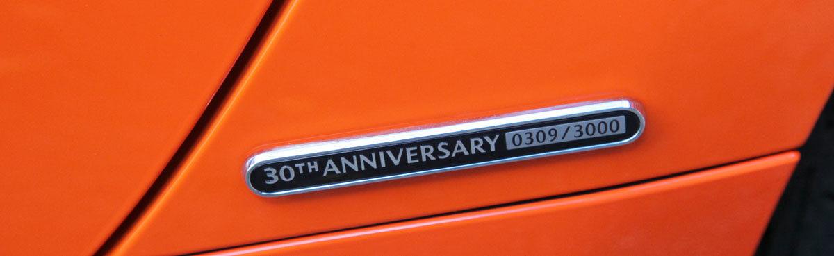 Mazda MX- 5 Anniversary Edition