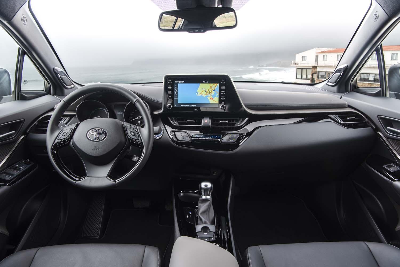 Toyota Hybrid C-HR. Foto: ©Morten Larsen