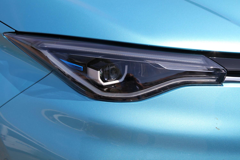 Renault Zoe. Foto: ©Morten Larsen