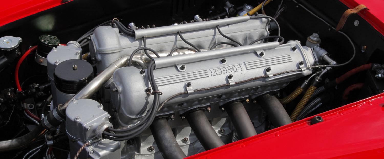 Ferrari 500 Mondial - RM Sotheby - Villa d'Este - ERba