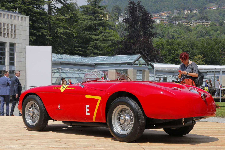 Ferrari 500 Mondial - RM Sotheby - Villa Erba - Foto: ©Morten Larsen