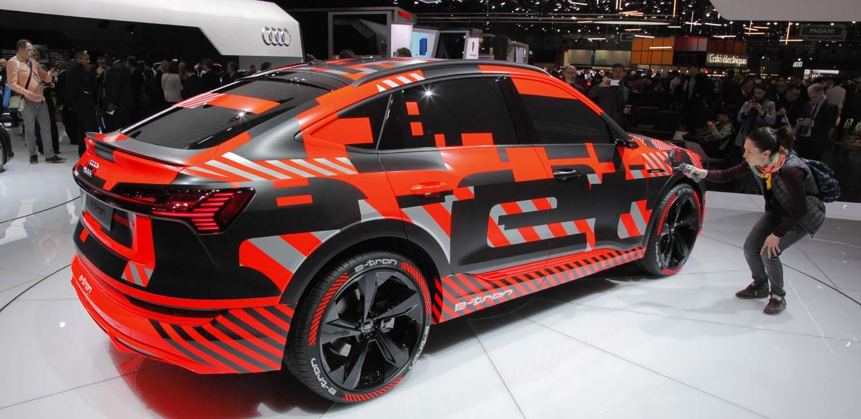 Audi e-tron Sportsback quattro