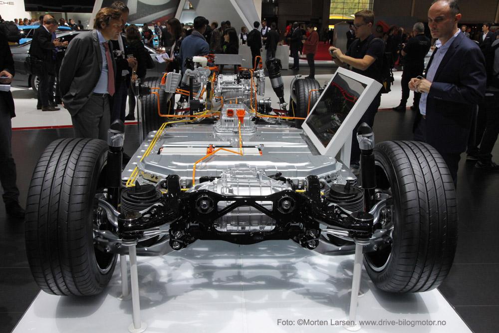 Audi e-tron. Foto: ©Morten Larsen. www.drive-bilogmotor.no