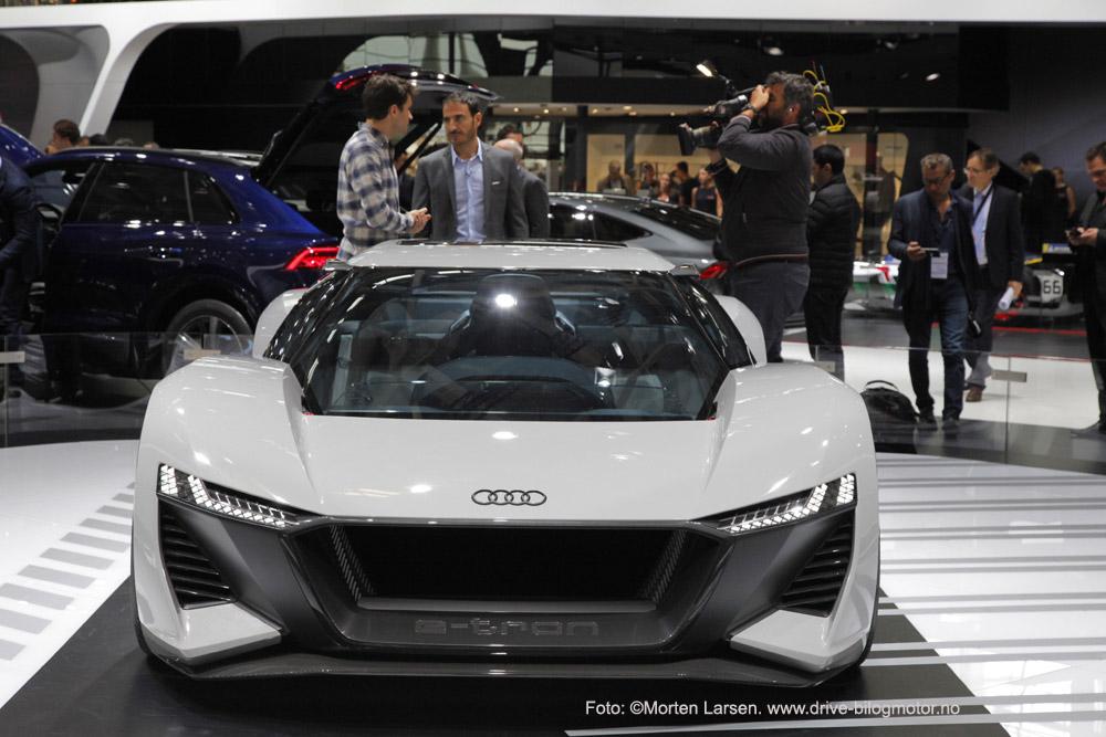 Denne skal knekke Teslas elbildominans – Drive – Bil og motor